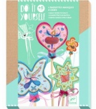 Djeco Do it Yourself Magic Wands - Little Fairies DJ07950
